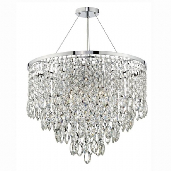 Dar Lighting Pescara 5lt pendant PES0550