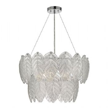 Dar Lighting Phillipa 3lt Pendant