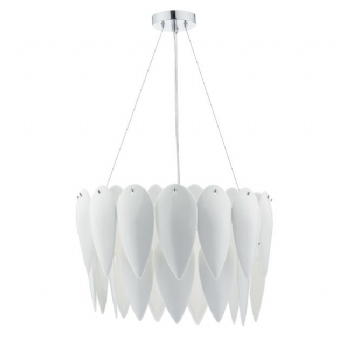 Dar Lighting Phillipa 3lt pendant phi032