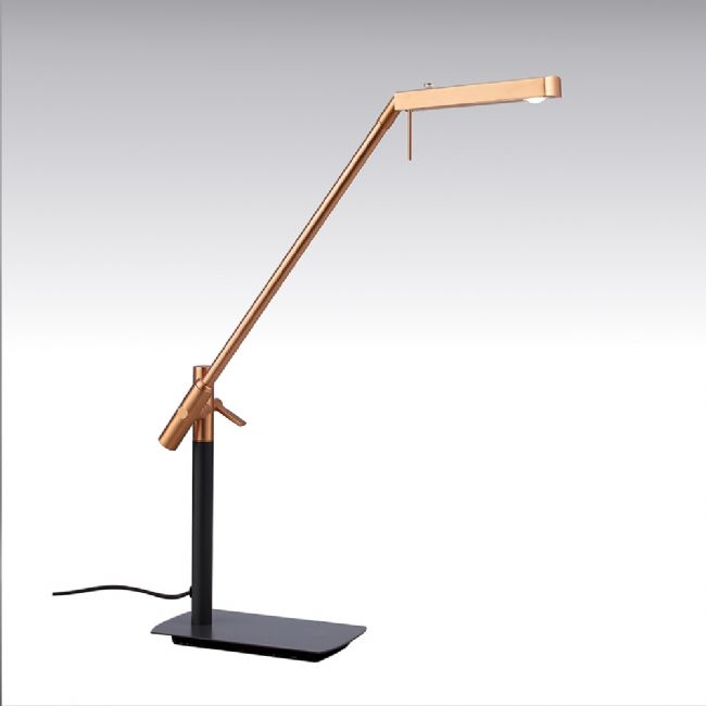 Mantra Phuket Table Lamp Copper M4951