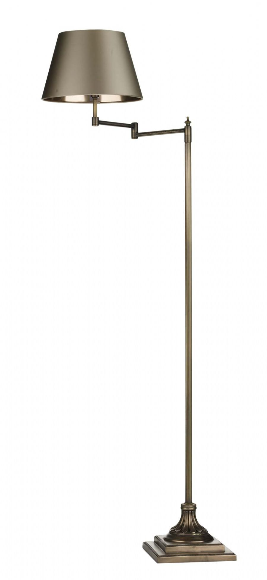 David Hunt Pimlico Floor Lamp Left Facing PIM4975