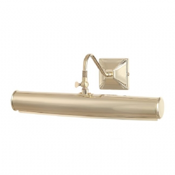 Elstead medium picture light brass pl1/20 pb