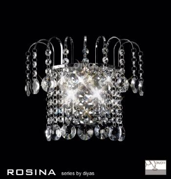 Diyas Rosina wall light IL31052