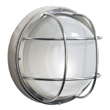 Dar Lighting Salcome round outdoor light SAL5044