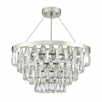 Dar Lighting Sceptre 3lt pendant SCE0350