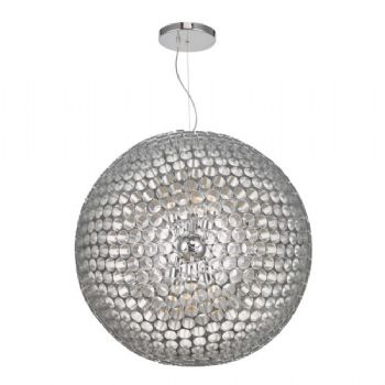 Dar Lighting Serafina 6 Light Pendant SER8650