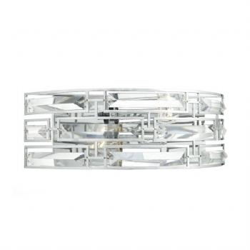Dar Lighting Seville 2lt wall light SEV0950