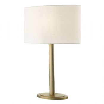 Dar Lighting Shubert table lamp shu4263