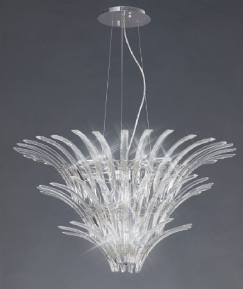 Diyas Sinclair 12 light pendant IL50445