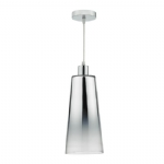 Dar Lighting Smokey easy fit pendant SMO6550