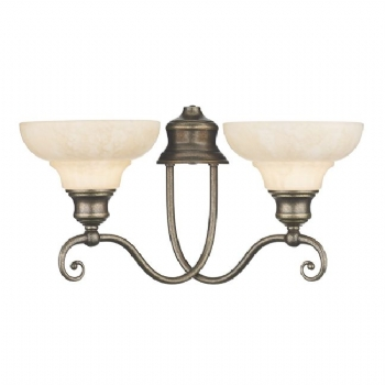 David Hunt Stratford double wall light ST211