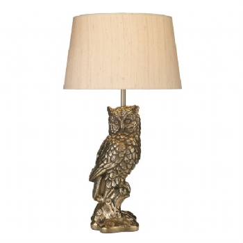 David Hunt Tawny table lamp TAW4263 TAW4267
