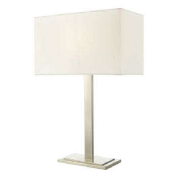 Dar Lighting Tegal table lamp teg4246