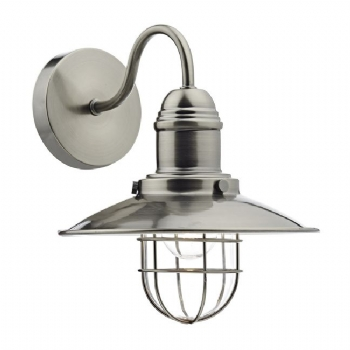 Dar Lighting Terrace wall light chrome ter0761