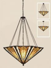 Tiffany Style Ceiling Lights