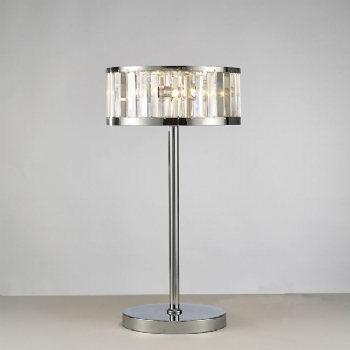 Diyas Torre 3lt table lamp il30176