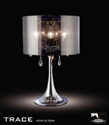 Diyas Trace table lamp IL30462