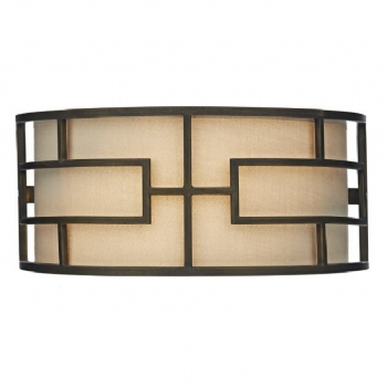 Dar Lighting Tumola wall light TUM0763