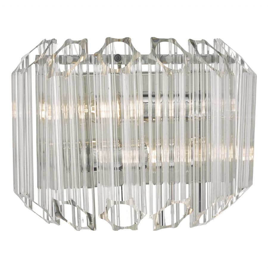Dar Lighting Tuvalu wall light TUV0908