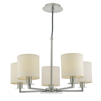 Dar Lighting Tyler 5lt pendant tyl0538