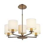 Dar Lighting Tyler 5 light TYL0563