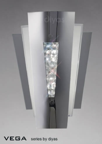 Diyas Vega wall light IL31270