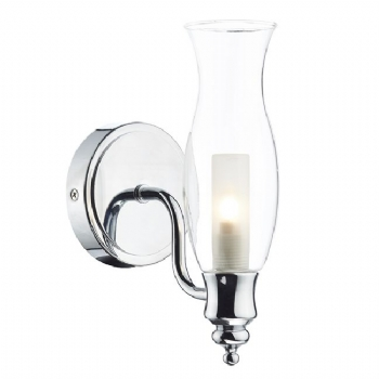 Dar lighting Vestry bathroom wall light VES0750