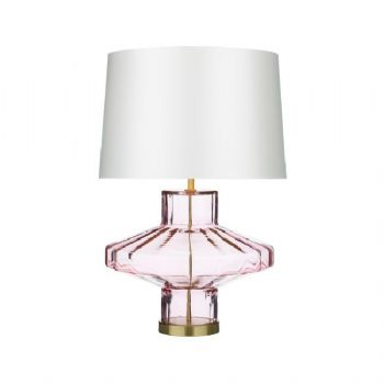 David Hunt Vienna table lamp clear VIE4308
