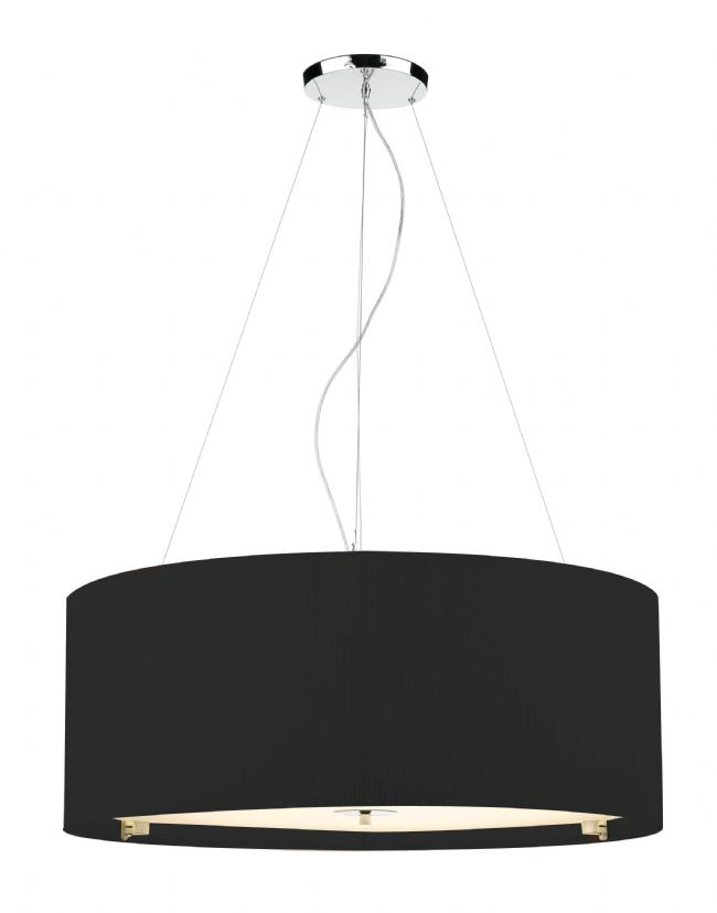 Dar Lighting Zaragoza 90cm pendant