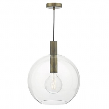 Dar Lighting Zula pendant zul0163